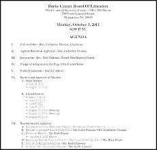 Agenda Business Board Meeting Agenda Template Uk