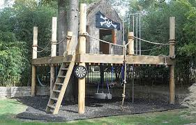 pirate ship fort