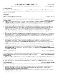 Accounting Resume Template Accounting Resume Examples The Best Way ...
