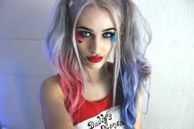 elinsfxmakeup harley quinn makeup look published october 6 2016 at 960 640 in harley quinn makeup tutorial