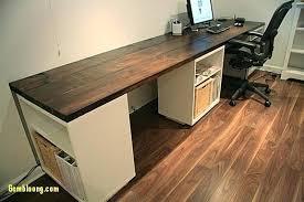 build your own computer desk diy computer desk ikea