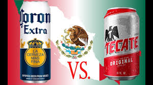Tecate Vs Tecate Light Corona Extra Vs Tecate Original Mexican Beer Battle Round 2