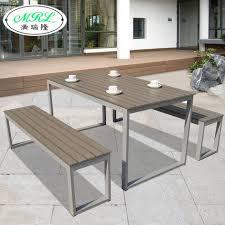 metal and wood patio furniture. Plain Metal Best Metal And Wood Outdoor Furniture Rueilong  Patio F