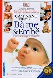 Cẩm Nang Chăm Sóc Bà Mẹ Và Em Bé Ebook PDF/EPUB/PRC/MOBI
