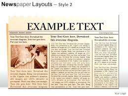 Editable Old Newspaper Template Newspaper Template Beautiful Best S Of Powerpoint Ppt