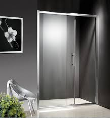 1200 1800x1950mm replacement sliding glass shower doors shower cubicle doors with double wheels