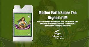 Mother Earth Super Tea Bloom Organic Oim Organic Tea Blend