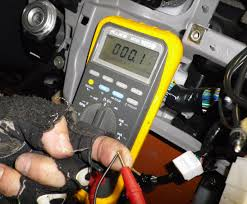 stock stereo harness cut no problem car stereo reviews news testing wires when your radio harness has been cut