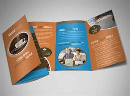 Collection Of Coffee Shop Tri Fold Brochure Template Coffee Shop Tri ...