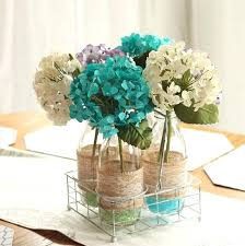 Paper Flower Centerpieces At Wedding Paper Flower Centerpiece Paper Flower Centerpieces With