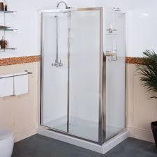 roman collage sliding shower doors