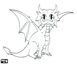 spirit horse coloring pages printable dragon baby horses drago