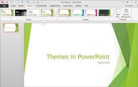 A Theme For A Powerpoint Parallax Powerpoint Ideas Nuaf Info
