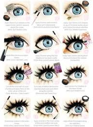 gyaru makeup tutorial anime eye makeup doll eye makeup gyaru makeup makeup art