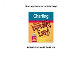 Charting Made Incredibly Easy By Frescomoca 291 Issuu