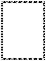 Frame For Word Border Templates For Word Photo Booth Frame Template Free