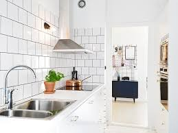 White Floor Tiles Kitchen Kitchen Subway Tiles Are Back In Style 50 Inspiring Designs