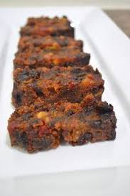Myvanillasprinkles Spicy Christmas Cake Sri Lankan Sugee Fruit