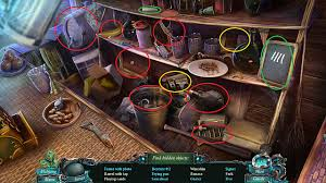 Hidden object games are a great opportunity to try your skills for concentration and focus. Hidden Items Puzzles Nightmares From The Deep The Siren S Call Game Guide Walkthrough Gamepressure Com