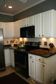 top of cabinet lighting. Top 45 Elaborate Painting Oak Cabinets Colors Light Gray Wood Grey Kitchen With Pictures Honey How To Paint Staining Slim Led Under Cabinet Lighting Ky Of