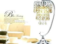 crystal chandelier table lamp mini antique lamps for chand
