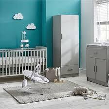 Blue nursery furniture Light Blue Chloe Grey Nursery Furniture Collection Dunelm Nursery Furniture Collections Dunelm