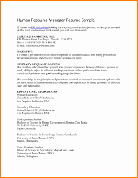Cosy Hr Executive Resume Headline for Your Hr Resume Objective