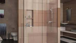small enclosures shower for units designs suite plastic home bathroom bath menards tile kits shelf stalls