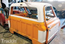 1967 Chevy C10 Buildup - Chevy C1500 Cab - Truckin' Magazine