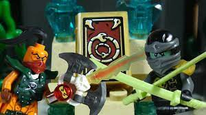 LEGO NINJAGO THE MOVIE PART 26 - SKYBOUND - THE BOOK OF SPELLS - YouTube