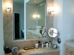 extendable magnifying wall mirror illuminated swing arm magnifying mirror extendable bathroom extendable magnifying wall mirror bathroom extendable