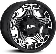 moto metal wheels. moto metal skull gloss black / machined face wheels