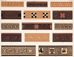 греческий меандр 1 орнаменты греческий стиль орнаменты и одежда