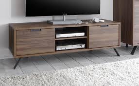palma tv stand walnut buy online at best price  sohomod