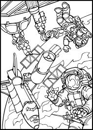 Small Picture Outer Space Coloring Page Coloring Home