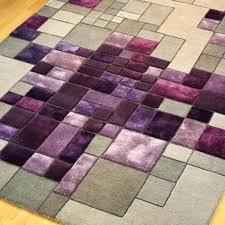 round purple rug pink and purple rug pixel a luxury wool and viscose handmade rug in round purple rug purple ruger