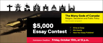 religion secularism and public policy a symposium leading 5 000 essay contest