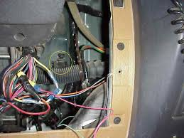 led tail light turn signal modification 1 Led Turn Signal Flasher Relay Wiring panel beneath the steer column (two screws) and then the metal panel (4 screws) doing this will give you easy access to the turn signal flasher Electronic Flasher for LED Turn Signals