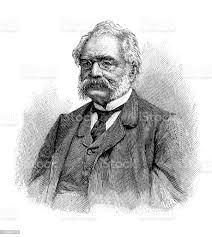 Porträt Werner Von Siemens Stock Vektor Art und mehr Bilder von 1890-1899 -  iStock