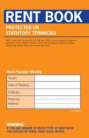 Rent Book Protected Tenancy