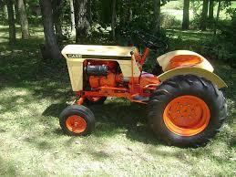 case garden tractor. Ideal Case Ingersoll Garden Tractor Parts #3 Restoration 9