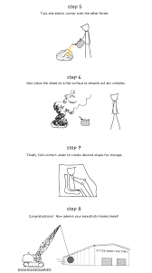 fold fitted sheet how to fold a fitted sheet daily of the day page 1347699134000