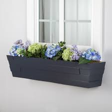 dimensional modern window boxes for homes  hooks  lattice