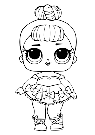You can print or color them online at getdrawings.com for absolutely free. 40 Free Printable Lol Surprise Dolls Coloring Pages