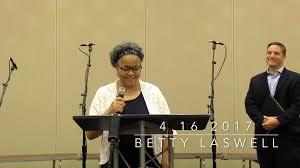 Betty Laswell Testimony on Vimeo