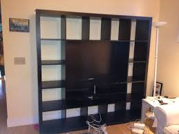 fascinating bookshelf wall units floor to ceiling bookcase