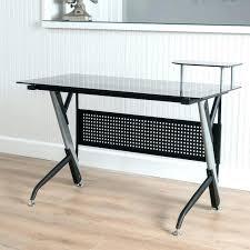 desk at staples staples glass desk image of tempered all glass desk staples sabik glass desk desk at staples