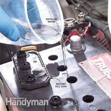 Car Battery Care Family Handyman