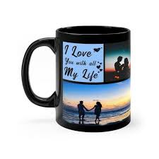 Take advantage of our new design services in creating and ordering your very own custom disposable paper cups or plastic cups! Personalized Couple Mug Custom Photo Mug Monogram Mug Custom Coffee Cup Custom Coffee Cups Customised Mugs Personalized Travel Mugs