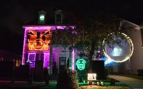 halloween outdoor lighting. Yard Lightsmercury Vapor Light Photo Credit Carl Halloween Outdoor Lighting H